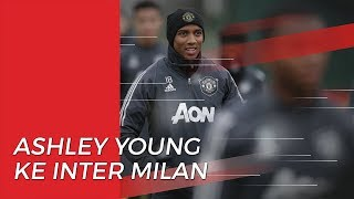Ashley Young Susul Romelu Lukaku dan Alexis Sanchez ke Inter Milan