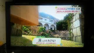 浜辺美波&中村倫也崖っぷちホテル番宣