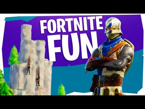 Fortnite Fun - One of the Funniest Wins yet!