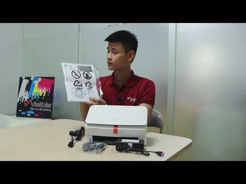 Cách cài đặt driver máy scan HP ScanJet Pro 3000 s3