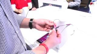 MWC: Erste Smartwatch von Huawei im Test
