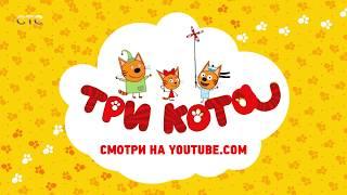 Три кота - Новая серия 21 ИЮЛЯ на канале - Конкурс красоты