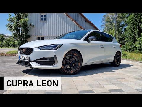 Der 2021 Cupra Leon VZ 300: Was kann der Leon mit 300 PS? - Review, Test, Fahrbericht