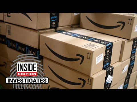 Some Amazon Drivers Caught Violating Traffic Rules While Delivering Packages