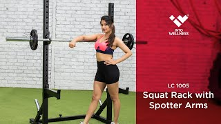 full body workout - Squat stand