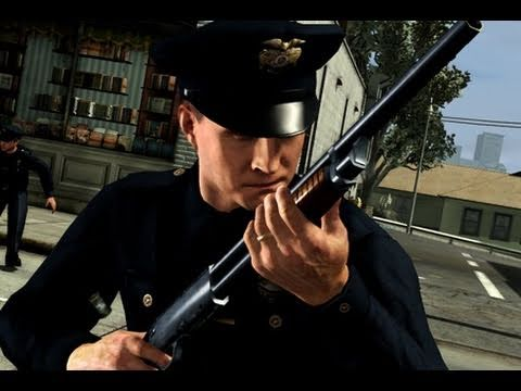 L.A. Noire #Complete Edition