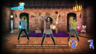Just Dance Disney Party Everything is not as it Seems