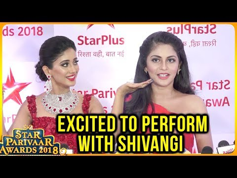 Megha Chakraborty Excited To Perform With Shivangi