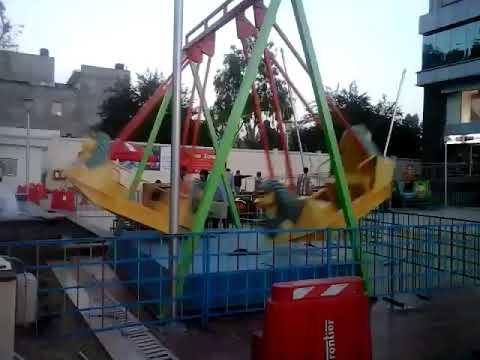 Mummy Swing Ride