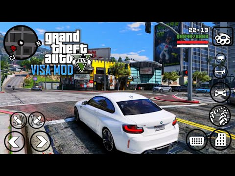 80MB | Download GTA 5 Mobile On Android | Best Ultra