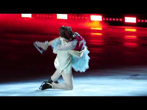 Intimissimi on Ice 2017 - Meryl Davis & Charlie White - Orpheus and Eurydice
