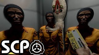 SCP Secret Laboratory: Science Comes First