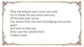 China Crisis - Best Kept Secret Lyrics