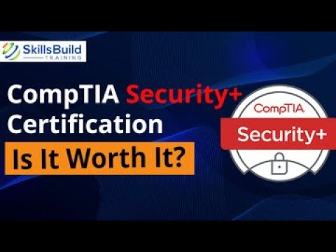 CompTIA Security+ Certification – Is It Worth It? | Jobs, Salary, Study ...