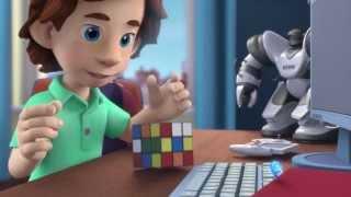 Фиксики - Кубик Нолика   Образовательные мультики для детей