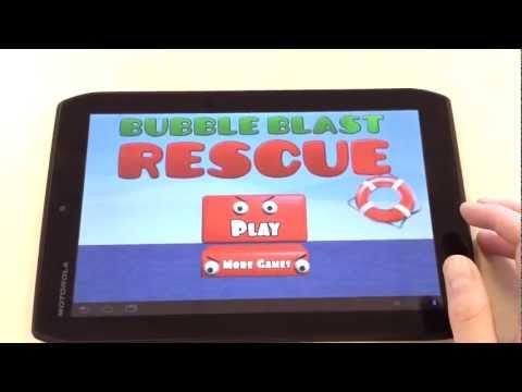 Video of Bubble Blast Rescue