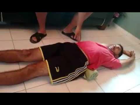 Massagem terapêutico da próstata