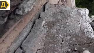 В Одессе альпинист показал состояние «дома с повешенной». ВИДЕО
