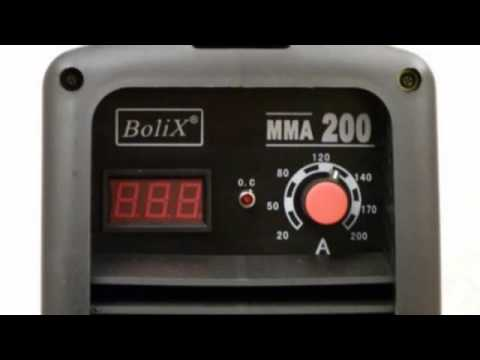 Bolix MMA 200 Schweissgeraet