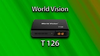 World Vision T126 от компании IPTV Dom - видео