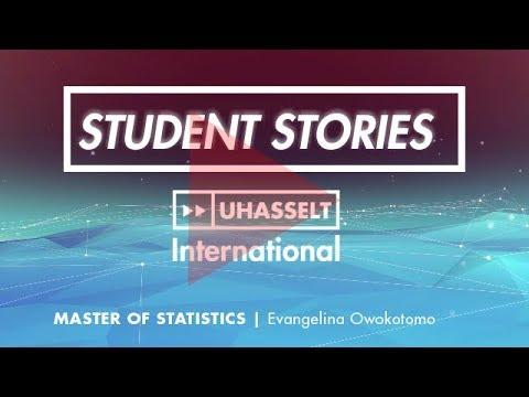 Master of Statistics - student story - Evangelina Olajumoke Owokotomo