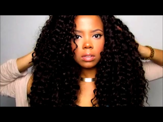 Crochet Hair At Night : Crochet Braid Nighttime Routine Freetress Deep Twist