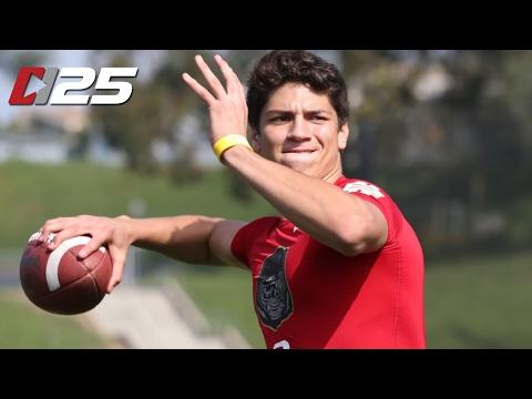 Matt Corral Recruiting Profile | CI 25