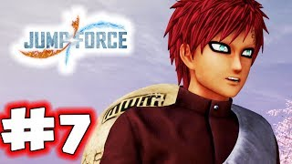 JUMP FORCE Gameplay Walkthrough Part 7 - Garra (Let's Play)