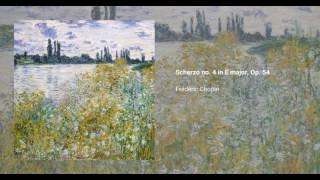 Scherzo no. 4 in E major, Op. 54