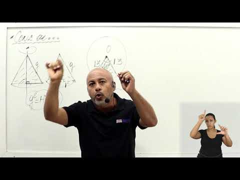 Aula 11 | Cone - Parte 01 de 03 - Matemática