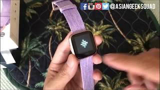 Soft Reset Fitbit Ionic - Thủ thuật máy tính - Chia sẽ kinh nghiệm