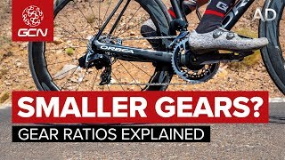Why Are Road Bike Gears Getting Smaller?   SRAM RED eTap AXS Ratios Explained