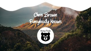 Chris Brown - Everybody Knows