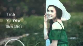 Album Tình, Vì Yêu, Em Biết - Vy Oanh