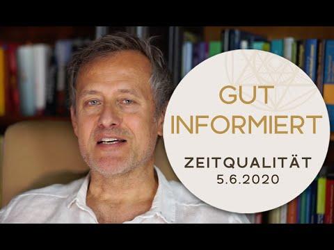 GUT INFORMIERT - Aktuelle Zeitqualität bis zum 5. Juni 2020 - Vollmond im Schützen