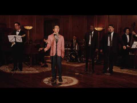 Closer - Retro '50s Prom Style Chainsmokers / Halsey Cover ft. Kenton Chen