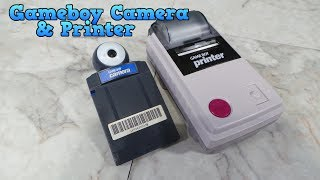 Nintendo Gameboy Camera & Printer