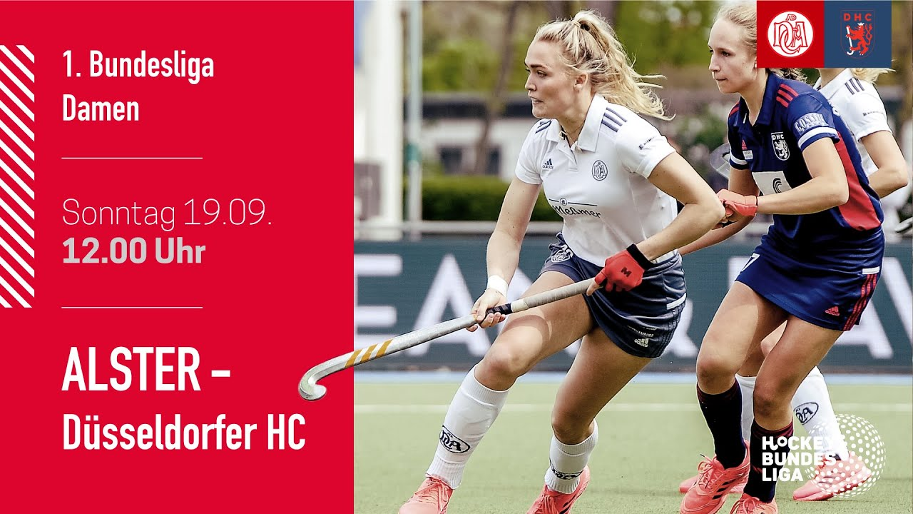 19.09.2021, 12:00 Uhr: Damen: CadA vs. Düsseldorfer HC