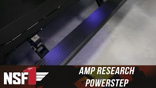NSF1 AMP Research Power Steps Part 14