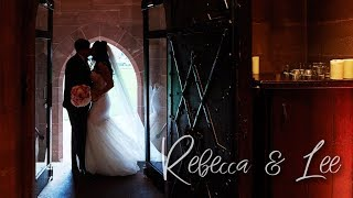 Passion and Love at Peckforton Castle. Rebecca and Lee Wedding Film
