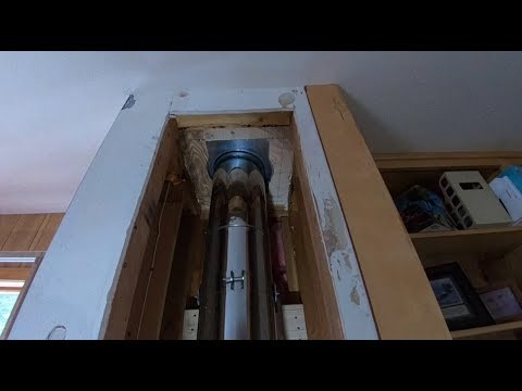 How To Properly Install Long Chimney Pipe