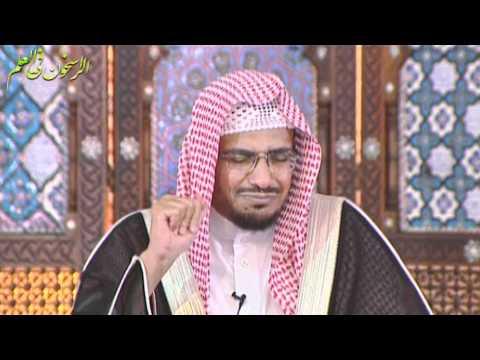 النية الصادقة مع الله - الشيخ صالح المغامسي