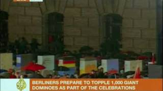 Dr Henning Meyer on the 20th Anniversary of the Fall of the Berlin Wall 1