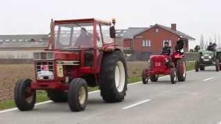 preview picture of video '4e Oldtimer de Messines Tracteurs qui passent 2/3    06/04/15'