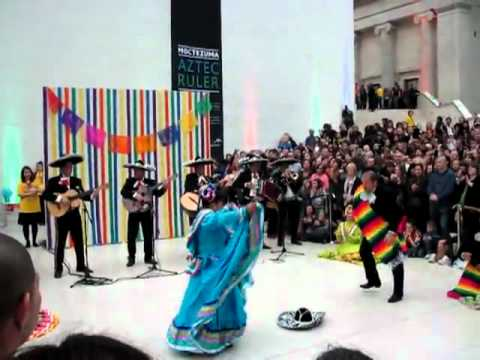 The Mariachis London UK - Day of the Dead performance