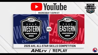 AHL Replay: 2020 Skills Competition
