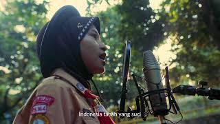 Indonesia Raya 3 Stanza