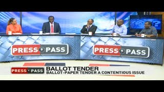 IEBC ballot paper tender a contentious issue - Press Pass