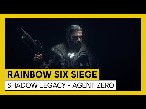 Opération Shadow Legacy - Agent Zero de Tom Clancy's Rainbow Six : Siege