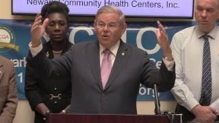 Menendez: Senate GOP Health Bill is Cruel, Heartless